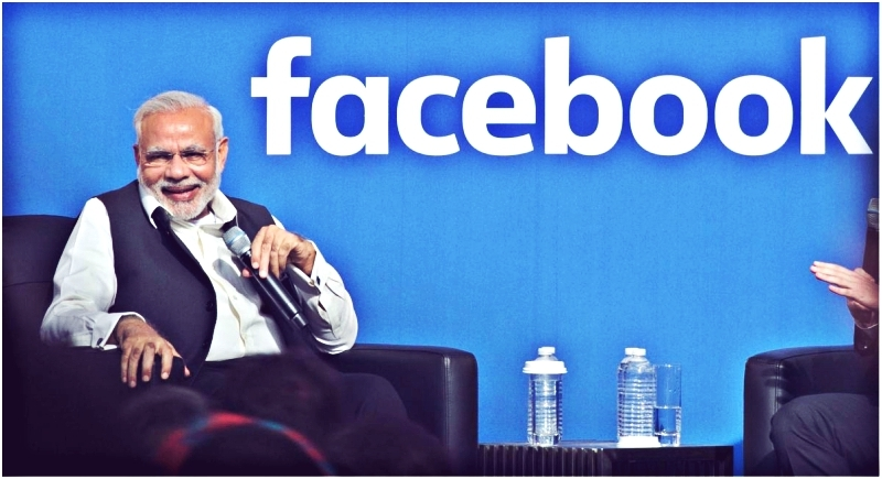 Facebook blocked hashtag calling for India's prime minister to resign