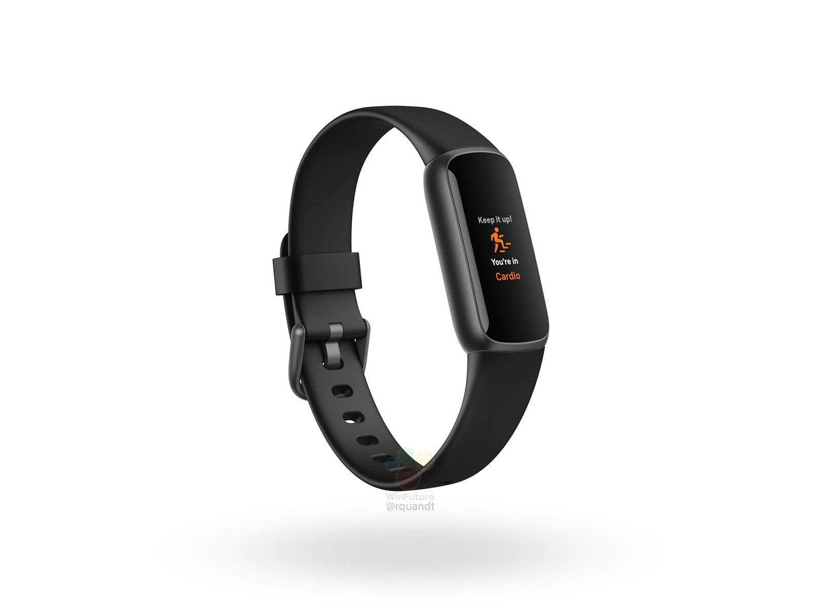 Fitbit Luxe Leaked Images Reveal Slim Design