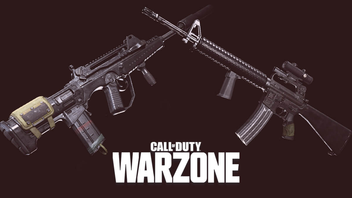 Call of Duty: Warzone Season 3: Top 5 Weapons