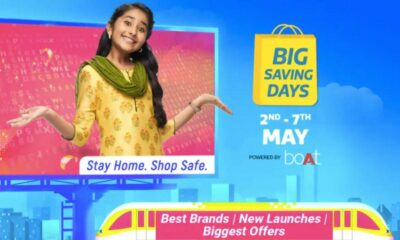 Flipkart Big Saving Days sale: Check Deals on smartphone offers