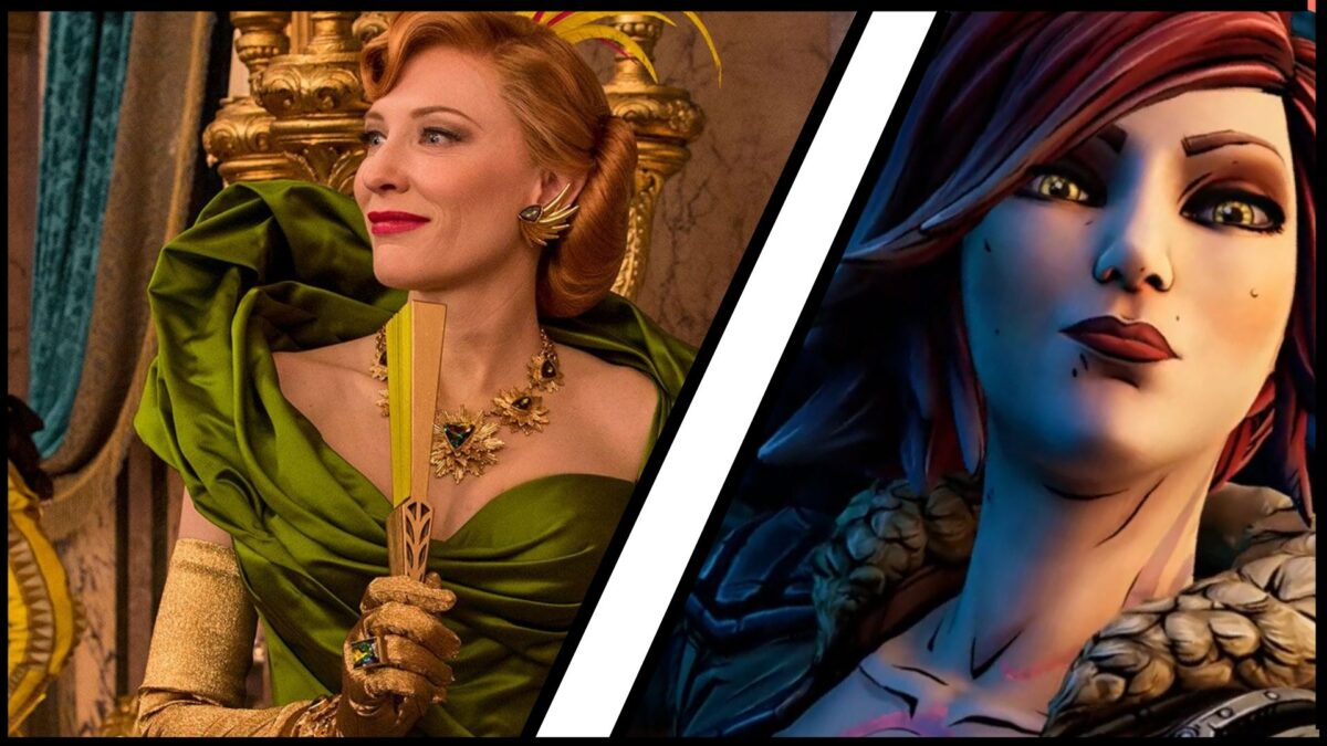 First look at the Borderlands movie teases Cate Blanchett's Lilith