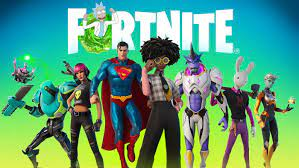 Fortnite's new season lets you fly UFOs and play as Superman
