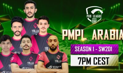 PUBG Mobile PMPL Arabia Grand Finals teams, schedule, and prize pool distribution revealed
