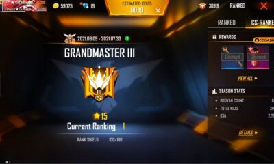 Free Fire: 7 Tips to reach Grandmaster Tier in Free Fire