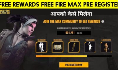 Free Fire Max Milestone Rewards: How to Get Items