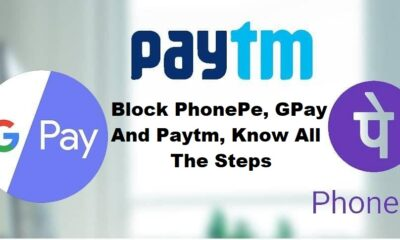 How to Block Google Pay, PhonePe, Paytm account if mobile is lost