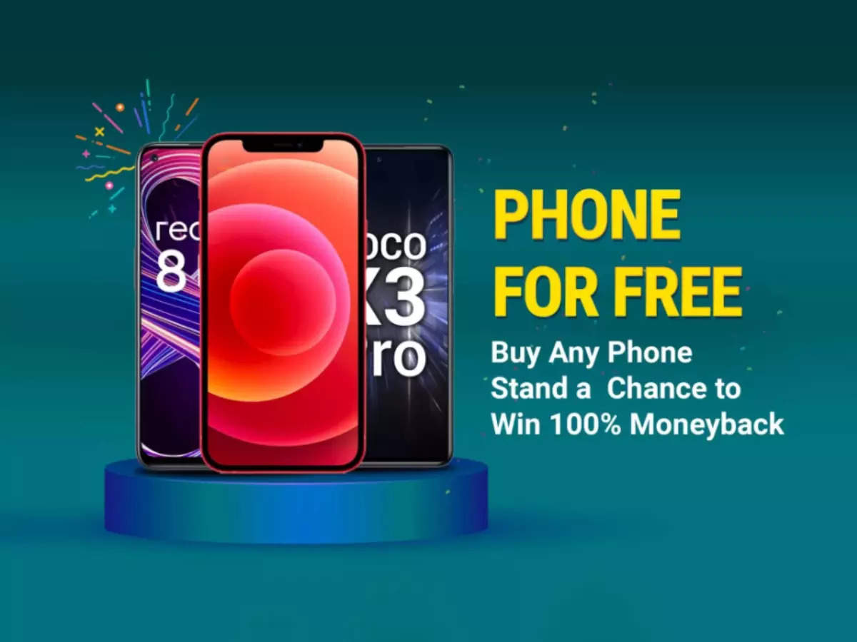 How to get a new smartphone for Free; get free brand new smartphone with 100 percent cashback