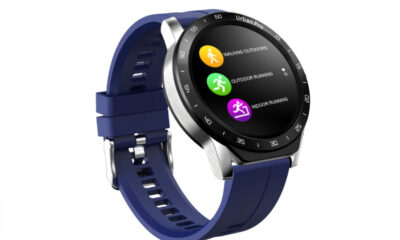 Inbase Urban Sports Smartwatch launched with Smart Bluetooth Calling Feature