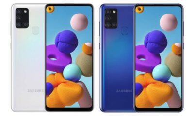 Samsung Galaxy A21 Simple launched: Check Price & Specs