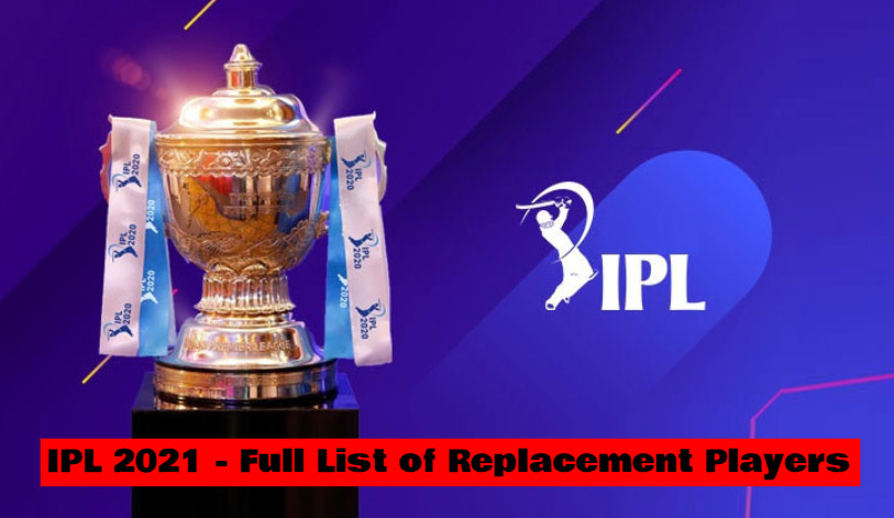 Complete List of players who pulled out of the IPL 2021 2nd Leg