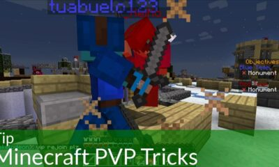 How to Get better at Minecraft Combat: Here are 5 Tips & Tricks