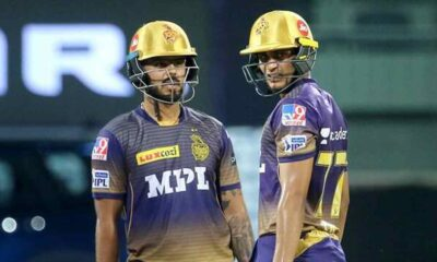 IPL 2021: KKR's Shubhman Gill and Nitish Rana are the next generations of Indian players