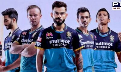 IPL 2021 RCB to wear Blue jersey against KKR to pay Tribute to COVID-19 Frontline Workers