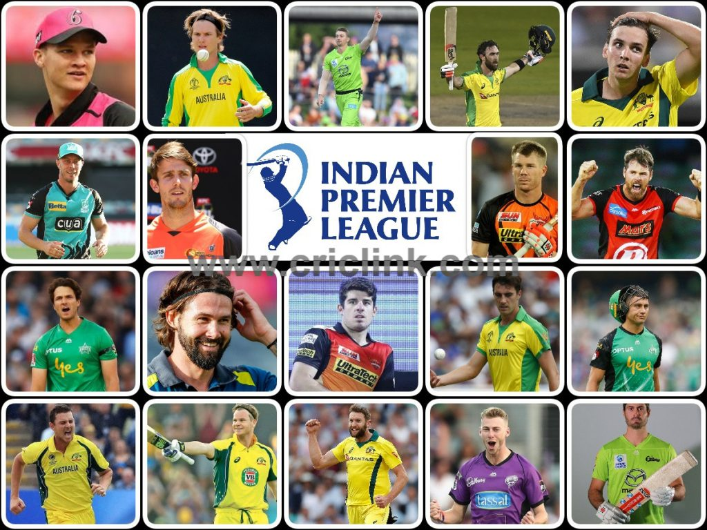 List of Australian Cricketers to participate in the IPL 2021 Phase 2