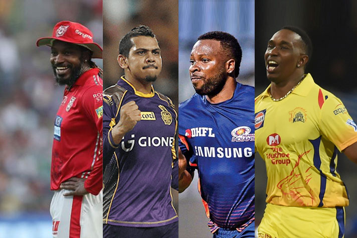 IPL: List of West Indies Cricketers Participating in IPL 2021 Second Leg