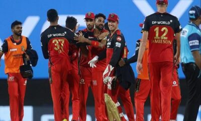 VIVO IPL 2021: How RCB Can Qualify For IPL 2021 Playoffs