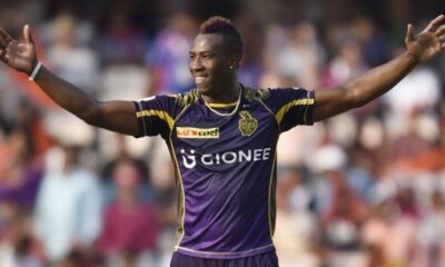 IPL 2021: KKR's All Rouder Andre Russel back after recovering from hamstring injury