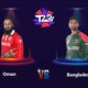 T20 World Cup OMN vs BAN: Fantasy Cricket Tips, Playing XI, Pitch Report, Dream11 Prediction
